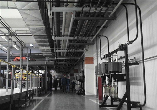 一汽-大众二厂PQ35平台180模块介质管道mile体育官网